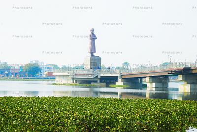 Statue of Swami Vivekananda in Ranchi