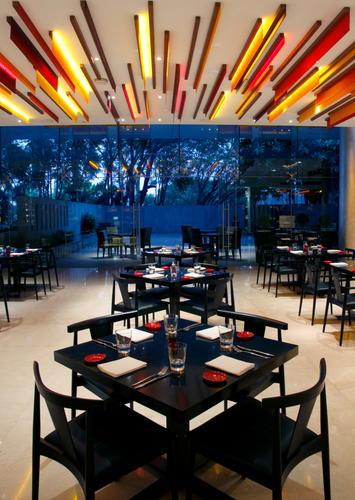 Architectural & Hotel photography of Westin Hotel, Mumbai