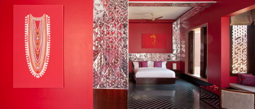Architectural & hotel photography of Lebua Resort, Jaipur, India
