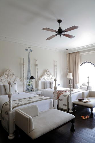 Architectural & Hotel photography of Fairmont, Jaipur, India.