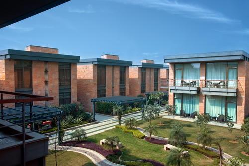 Architectural & Hotel photography of Gateway Hotels, Taj Hotels, Sohna, Gurgaon, Haryana, India.