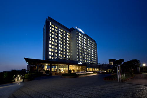 Architectural & Hotel photography of Le Meridien, Gurgaon, Haryana