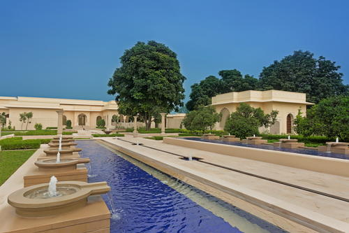 Architectural & Hotel photography of Sukhvillas, Oberoi Hotels & Resorts, Chandigarh, Punjab, India