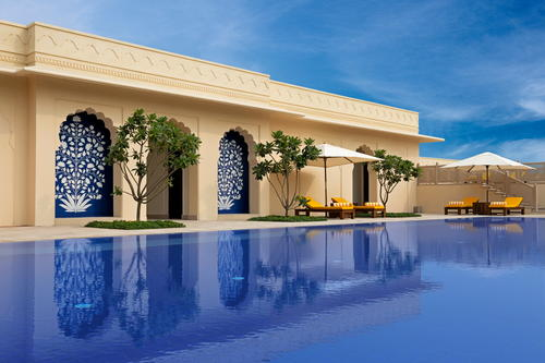 Architectural & Hotel photography of Sukhvillas, Oberoi Hotels & Resorts, Chandigarh, Punjab, India