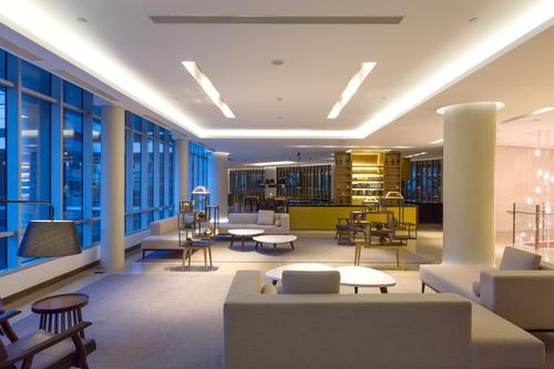 Architectural & Hotel photography of Andaz, Hyatt Hotel, Aerocity, New Delhi, India