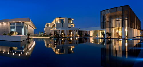 Architectural & Hotel photography of Oberoi Hotels & Resorts at Al Zorah, Dubai, UAE