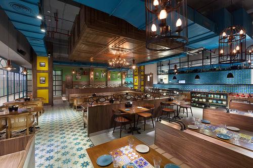 Restaurant Photo Shoot, DLF Mall Of India