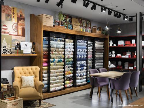 Store Interiors Photography
