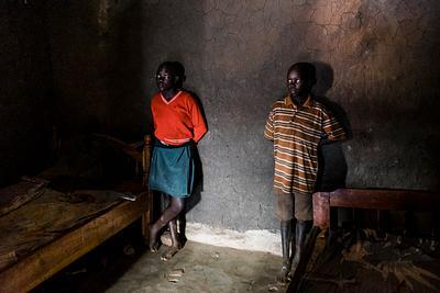 Street Boyz - South Sudanese refugee in Uganda