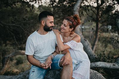Ivan & Eva, Preboda en l'Escala