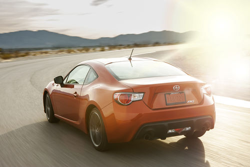 Scion FRS Launch