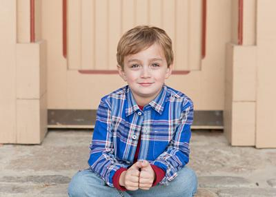 Cincinnati Child Photographer