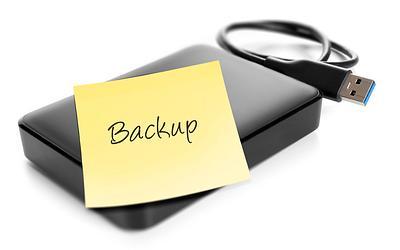 Backup Your Precious Memories