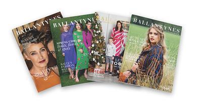 Ballantynes Seasonal Magazine