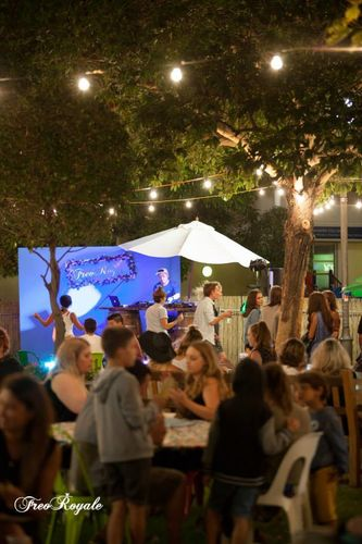 Freo Royal 2014 - Event Styling