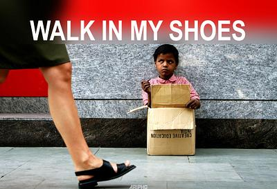 Walk In My Shoes !