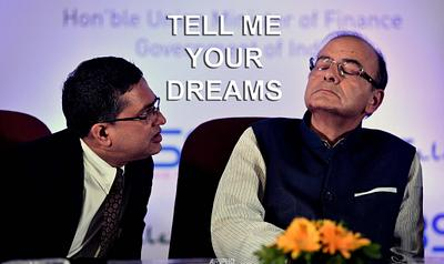 Tell Me Your Dreams...