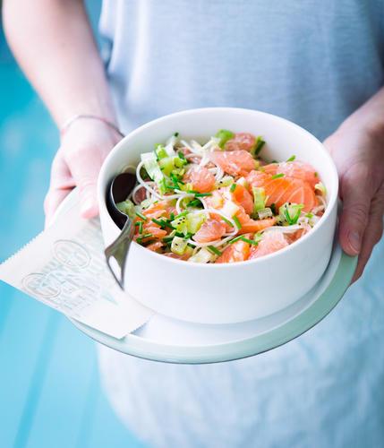 Edition Solar: Salades à volonté, photo: Amelie Roche