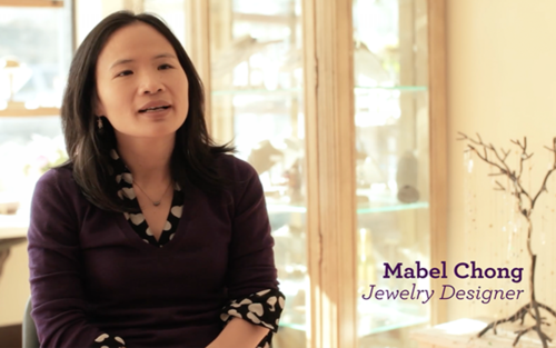 Meet the Makers: Mabel Chong