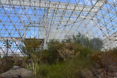 Out of this World:  Mars Perseverance Mission and Biosphere 2