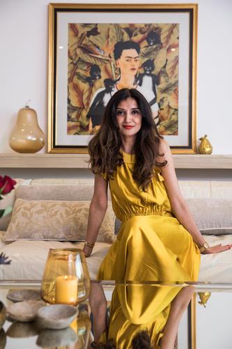 Designer Sapna Sherawat, Vogue