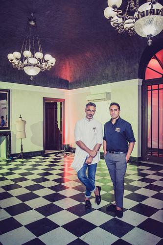 Shantanu & Nikhil, GQ