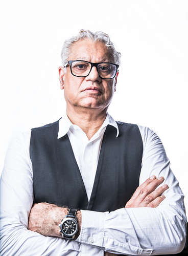 Anand Grover, GQ India