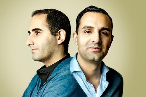 Truecaller founders Alan Mamedi & Nami Zarringhalam