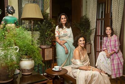 Indrani Dasgupta, Anupama Chopra, Shalini Nopany - Vogue