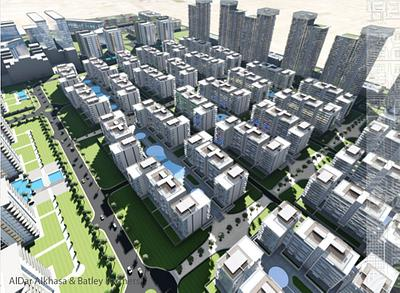 Jeddah's Land Urban Development Project
