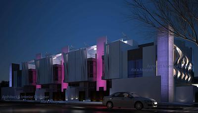 Luxurious Villas Complex