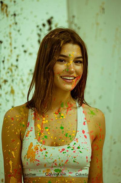 Splatter Me Crazy