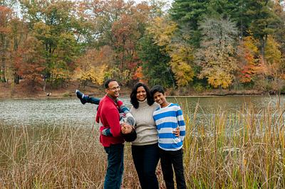 Jeevetha Family Portrait