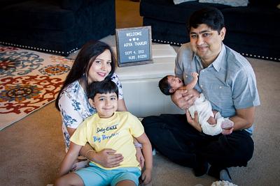 Thakur Family