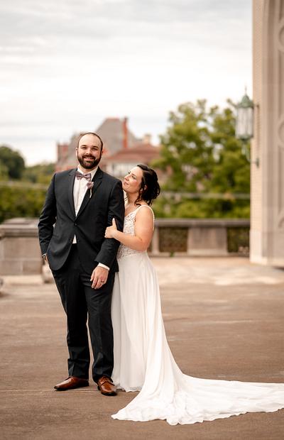 Mike + Britt Wedding