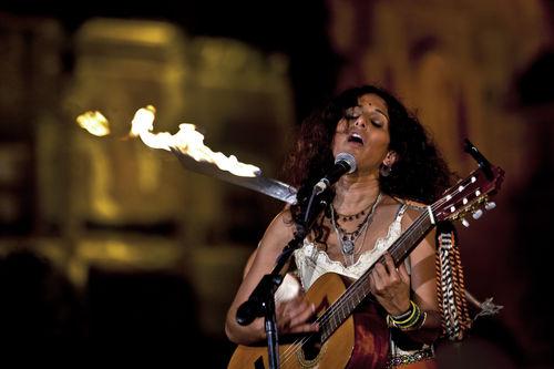 Rupa Marya & April Fishes, Musician