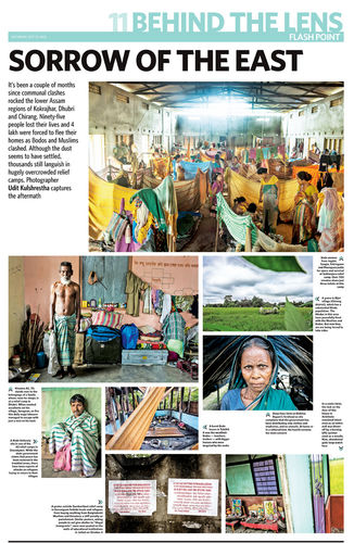 Sorrow of the East, Assam ethnic conflict aftermath