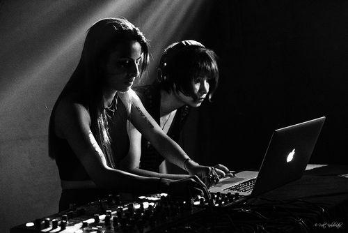 Anushka + Agent, EDM DJ