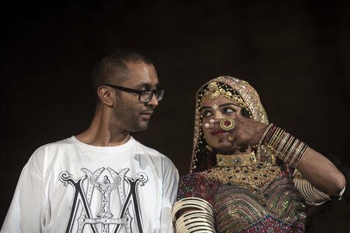 Jason Singh & Queeny Harish (Beatboxing artist/Folk Dancer)