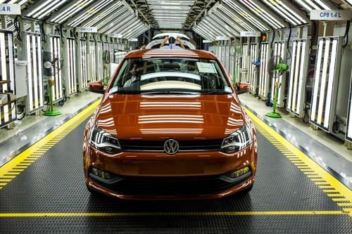 Volkswagen, Chakan, Pune