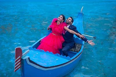 Akanksha & Mradul Pre Wedding