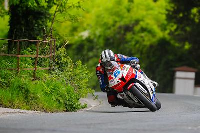 Photographing the Isle of Man TT