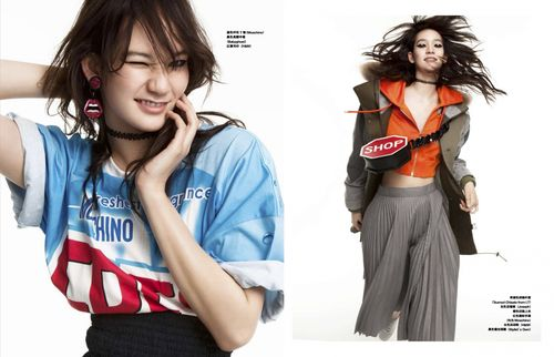 GRAZIA CHINA / LIANG ZI