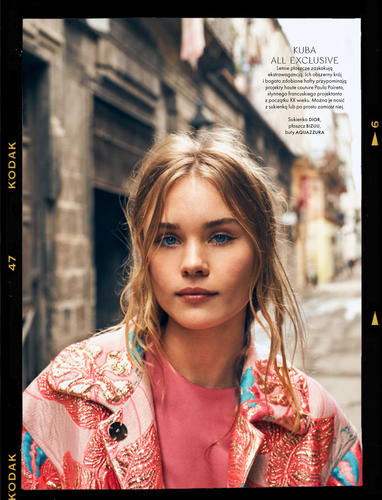 ELLE POLAND / WILL VENDRAMINI