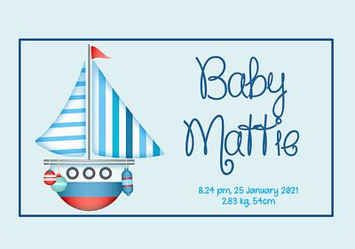 Baby Mattie