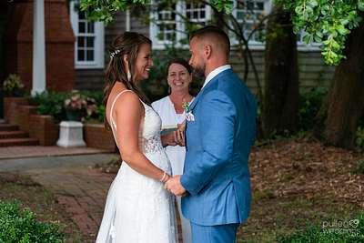 Mike + Meg, Ocracoke Wedding at Berkley Manor