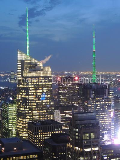 Midtown Night-Sky