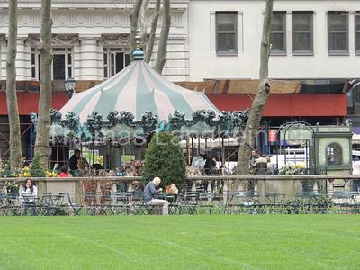 Park-Ground Merry-Go-Round