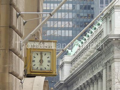Broadway Noon