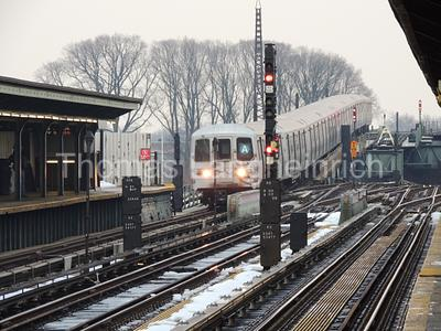 Rockaway Train
